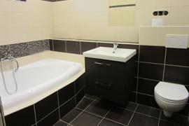 Přestavba koupelny Vážany