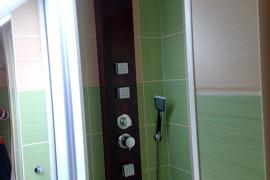 Přestavba podkrovní koupelny Napajedla