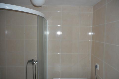 Kompletní rekonstrukce koupelny v RD Ořechov