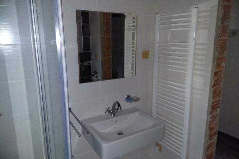 Rekonstrukce koupelny a chodby Syrovín